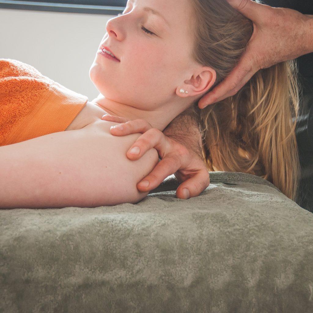 Geert De Vuyst - Massage Therapy Center - Johanna Vanden Heede fotografie