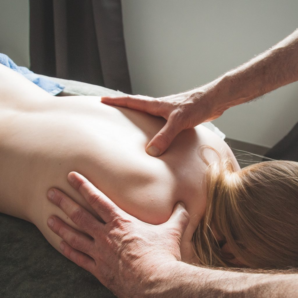 Geert De Vuyst - Massage Therapy Center - Johanna Vanden Heede fotografie